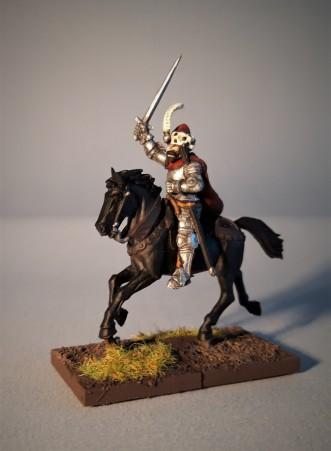 Vlad Dracul Perry miniatures conversion