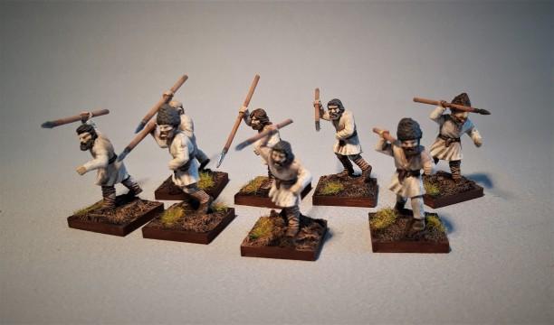 Wallachia Skirmishers 28mm