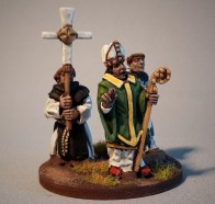Clergy 28mm