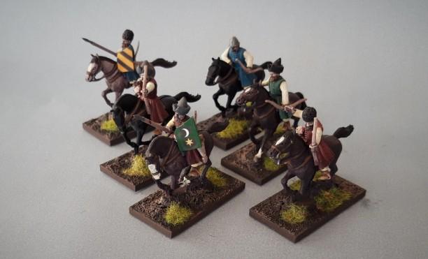 Balkan light cavalry 28mm